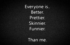 self-esteem...rock bottom