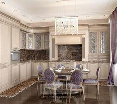 Кухня в стиле арт-деко http://interior-design.pro/ru/dizayn-kuhni-photo-interyerov art deco kitchen http://interior-design.pro/en/kitchen-interior-design Art Deco virtuvė http://interior-design.pro/virtuves-interjero-dizainas