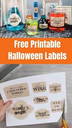 Halloween Labels, Holidays Halloween, Halloween Crafts, Happy Halloween, Halloween Jokes, Fall Crafts, Christmas Crafts, Music Crafts, Cricut Craft Room