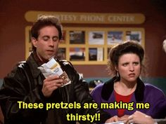 "46 Foods That Will Always And Forever Remind You Of ""Seinfeld"""