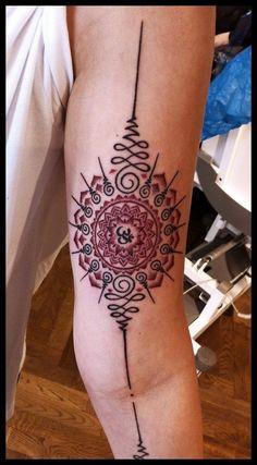 Tatuajes para atraer salud, amor y buena suerte