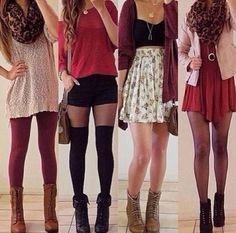 Cute outfit for teen girl
