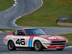 1970 BRE Datsun SCCA C-Production National Championship race racing f Datsun 240z, Datsun Car, Racing Baby, Sports Car Racing, Race Cars, Auto Racing, Nissan Z, Nissan 240sx, Sport Cars