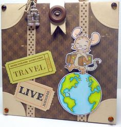 Whiff of Joy - Tutorials & Inspiration: Exploding Scrapbook Tutorial