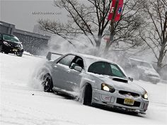 Subaru WRX STi 2004 3 by Mind Over Motor, via Flickr Check out #Rvinyl for the best #JDM #Accessories & Parts
