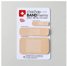 Bandage Sticky Note