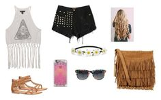 """""""coachella"""" by raneemibrahim ❤ liked on Polyvore featuring Kendall + Kylie, WithChic, maurices, Impulse, Casetify and Polo Ralph Lauren"""