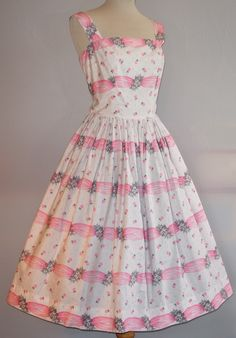 2nd Horrockses dress bought from The Looking Glass in Bridgnorth