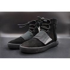 ba7ce80c703 Best Version Yeezy Boost 750 Triple Black New York Fashion
