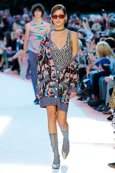 Top 10 Trends of Spring 2018: Missoni Spring 2018