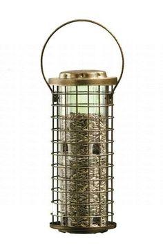 Greatest Bird Feeders - Squirrel Stumper Feeder  $20.50