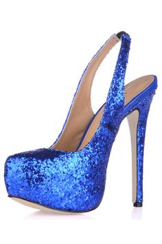 Sapatos de Salto Elegante Salto agulha Salto plataforma Material do sequin