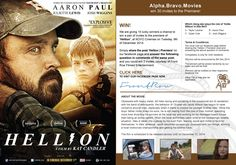 We are giving 15 lucky winners a chance to win a pair of invites to the premiere of 'Hellion' at NOVO Cinemas on Tuesday, 9th December. Simply share the post 'Hellion | Premiere' on our facebook page and answer the following question in comments of the same post, and you could win 2 invites, courtesy of Front Row Filmed Entertainment.