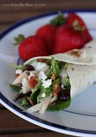 Quick Fix: Sweet and Salty Lettuce Wrap