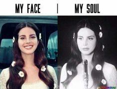 sad but true Lana Del Rey Memes, Cowgirl Style Outfits, Elizabeth Grant, Indie, Brooklyn Baby, Lana Del Ray, Marina And The Diamonds, Light Of My Life, Sad Girl