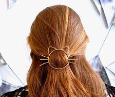 Rachel Pfeffer — Cat Head Hair Piece