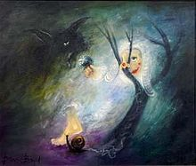 David Boyd an incredible Australian painter