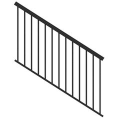 Best Gilpin 4 Ft X 28 In Windsor Twisted Spindle Railing Panel 640 x 480