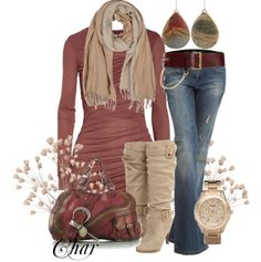 Gotta get this outfit for fall!