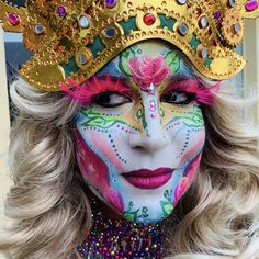Beispiel - Famous Last Words Adult Face Painting, Body Painting, Paleo Meal Plan, Diet Meal Plans, Cheap Diet, Paint Themes, Face Painting Designs, Famous Last Words, Mardi Gras