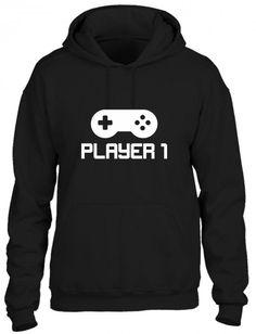 player 1 Hoodie