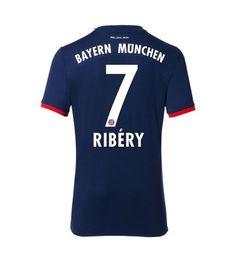 Billiga Bayern Munchen Franck Ribery 7 Bortatröja 17-18 Kortärmad Sport Tattoos, Munich, Sports, Tops, Bavaria, Hs Sports, Sport, Monaco