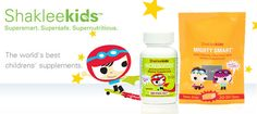 The world's best children's' supplements.   100% guaranteed!   Proven through double blind clinical studies.