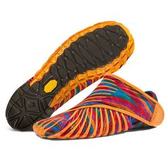 Vibram Furoshiki: The wrapping sole for everywhere you go, and everything you do!</strong> </p>  <p> </p>  <p><strong>New</strong> from Vibram. A fashionable, packable shoe you take everywhere!</p>  <p> </p>  <p>Our latest and greatest innovation in alternative footwear! Take it Everywhere ... for everywhere you go and everything you do, there's...