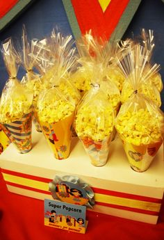 Wonder Woman Birthday Party by Dream Flavours Celebrations