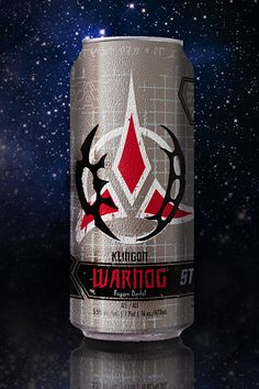 Warnog, official Klingon beer