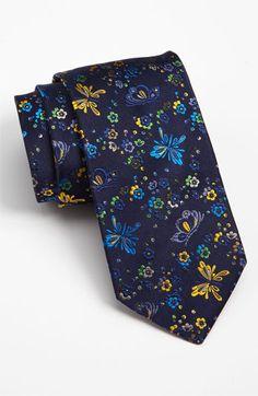 Duchamp Woven Silk Tie | Nordstrom