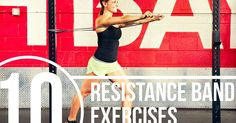 Variety is the spice of life and the key to succeeding in your workouts. So whether you're a beginner or an advanced athlete, resistance bands are the perfect piece of equipment. Adding bands into your workout will constantly keep your muscles guessing and your body changing. These lightweight, portable, fat-blasting bands can be taken...