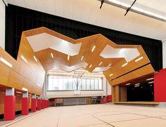 Exeter Schools Multipurpose Space