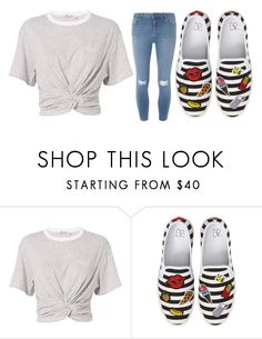"""""""school (3)"""" by inesdias16 ❤ liked on Polyvore featuring T By Alexander Wang, BP. and Dorothy Perkins"""