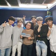 Thank you so much Radio and Madaam Chika! We truly had fun. Til next time! Korean Entertainment Companies, Pop Group, Rapper, Have Fun, Entertaining, Boys, Music, Wallpapers, Baby Boys
