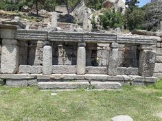 labranda Ancient city.muğla turkey