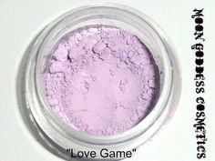 Love Game Mineral Eyeshadow by MGCosmetics on Etsy, $7.00