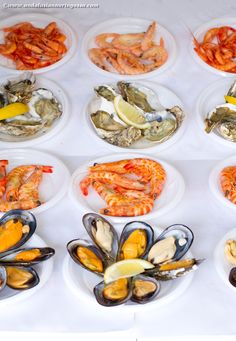 Cadiz Central Market is a foodie heaven - especially if you love seafood... <3  #travelblog #foodblog #foodietravels #Andalusia #Cadiz #visitSpain #Spain #travelphotography #travelpic #wanderlust #exploretheworld
