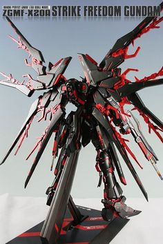 PG 1/60 Strike Freedom Gundam - Customized Build