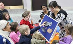 "MEET the needs of special groups within the community. The Akron-Summit County Public Library partners with the Autism Society of Greater Akron to provide a monthly ""Sensory Story Time"" for young patrons with special needs."