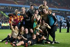 """Dreamland    ECSTATIC boss Phil Parkinson was in """"dreamland"""" after Bradford became the first fourth-tier team to reach a major Wembley final."""