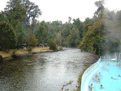 TOUR TERMAS DE PUYEHUE Un tour en donde se visitara el Parque Nacional Puyehue, y aquellos que quieran podrán disfrutar de las aguas termales.