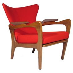 1stdibs | Adrian Pearsall Chair