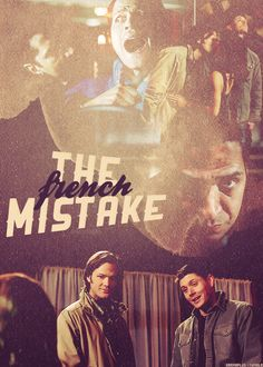 supernatural episode posters - Google Search