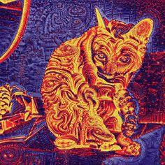 #deepdream #badtrip #cat #nightmare #catnip #psicodelia #trippy #psyart #dreamscope #trippytuesday #imaginary #demon #psychedelic #art #instaart #catsofinstagram #electriccatnip by electriccatnip
