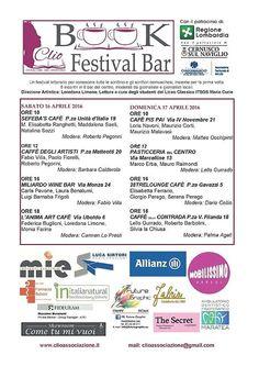 Digito ciò che penso: Book Festival Bar a Cernusco Sul Naviglio (MI) - c...