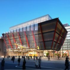 Rogers Stirk Harbour + Partners unveils design for International Spy Museum in Washinton,DC