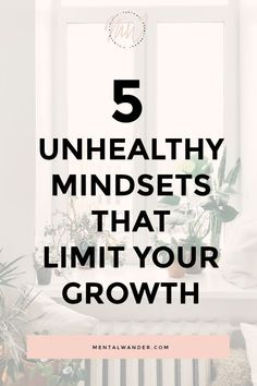 5 Unhealthy Mindsets That Limit Your Growth Mindsets matter! Stop limiting your personal development and growth with an unhealthy mindset. Make positive changes TODAY. Success Mindset, Positive Mindset, Positive Changes, Growth Mindset, What Is Mindfulness, Mindfulness Practice, Mindfulness Activities, Self Development, Personal Development