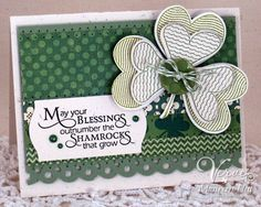 St. Patrick's Day CARDS Challenge Gallery! - CREATE: Blog