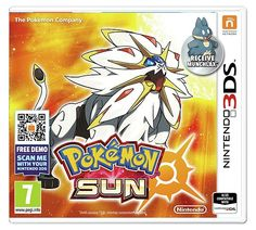 Buy Pokemon Sun Nintendo 3DS Game at Argos.co.uk, visit Argos.co.uk to shop online for Nintendo 3DS, 2DS and DS games, Nintendo 3DS, 2DS and DS, Video games and consoles, Technology
